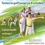 <b>CONCOURS : Gagnez votre cours collectif au Golf à Seilh sur Toulouseblog !</b>