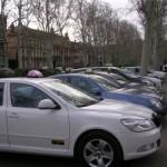 <b>Les taxis demandent plus de sécurité</b>