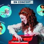 <b>Anaïs Delva chante les princesses Disney</b>