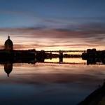 <b>Je poste quelques photos de Toulouse que j&#039;ai pris en bord de Garonne @VisitezToulousepic.twitt...</b>