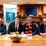 <b>Le Département signe un partenariat avec le Stade Toulousain</b>