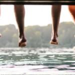 <b>Un dimanche au bord du lac</b>
