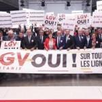 <b>Plus de 700 personnes réunies à Toulouse lancent un appel au gouvernement « LGV Occitanie Oui ! »</b>