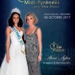 <b>Election de Miss Midi-Pyrénées 2017 ce vendredi au Bascala !</b>