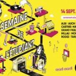 <b>C'est la Semaine de l'Etudiant à Toulouse !</b>