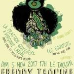 <b>Freddy Taquine #2</b>