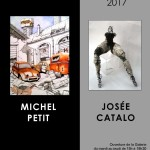 <b>Michet PETIT et Josée CATALO</b>