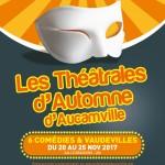 <b>Les Théâtrales d&#039;automne d'Aucamville</b>