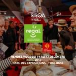 <b>[NEW] Le salon #SISQA devient #REGAL comme REncontres Gustatives Agricoles &amp; Ludiques. Le RDV ne...</b>