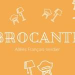 <b>La #brocante vous attend aujourd&#039;hui jusqu&#039;à dimanche sur les Allées F. Verdier  http://bi...</b>