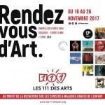 <b>111 artistes, 11 jours : retrouvez l'expo-vente 111 des arts à l'Hôtel-Dieu #Toulouse :  http://bit....</b>