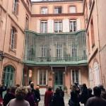 <b>Demain, on vous invite à faire un … Petit tour dans les cours de #Toulouse :  http://bit.ly/2A0jH2c...</b>