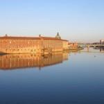 <b>Demain à 15h, #visiteztoulouse et son quartier Saint Cyprien, sur la rive gauche de la Garonne :   h...</b>
