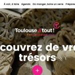 <b>Le site de l&#039;Office de Tourisme de Toulouse s&#039;est refait une petite beauté et proposera dé...</b>