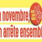 <b>Campagne nationale du «Mois sans tabac» en novembre</b>