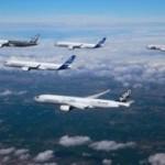 <b>Commande historique pour Airbus à Dubaï</b>