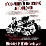 <b>11e Convention du Disque de Toulouse ce mercredi !</b>