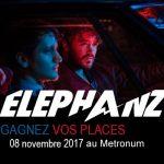 <b>ELEPHANZ Metronum de Toulouse le Mercredi 08/11/17  Gagnez vos places</b>