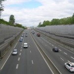 <b>Accident spectaculaire sur l'A64</b>