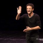 <b>Photos : Vincent Dedienne en spectacle à Toulouse</b>