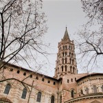 <b>La Basilique St-Sernin, un des édifices emblématiques de #Toulouse elle inscrite au patrimoine de l'...</b>