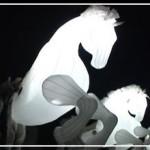 <b>9 décembre : Ce soir, inauguration des illuminations avec «FierS à cheval» :  http://bit.ly/2jkRZX...</b>