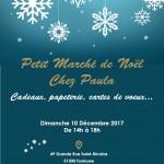 <b>Vous passez par #Toulouse #SaintCyprien demain ? Arrêtez-vous au Petit #MarchédeNoël chez #Paula, J&...</b>