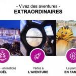 <b>Newsletter : en décembre, vivez des aventures extraordinaires à #Toulouse :  http://bit.ly/2kmGe1X ...</b>