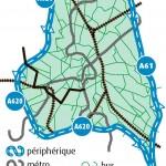 <b>Vignette #Critair - A #Toulouse, où s'applique la #circulation différenciée ? Elle s&#039;applique à...</b>