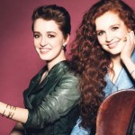 <b>Camille et Julie Berthollet en concert au Bascala en 2018</b>