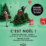 <b>Coup d'envoi de Noël au Centre Commercial Blagnac</b>