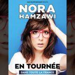 <b>NORA HAMZAWI au LE BASCALA(BRUGUIERES) Le VENDREDI 02 FEVRIER 2017 à 20H30</b>