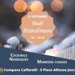 <b>Noël Scandinave le 14 décembre au Novotel Toulouse</b>