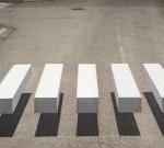 <b>Un passage piéton en 3D au Mirail</b>