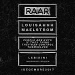 <b>Louisahhh et Malestrom pour la RAAR Night ce soir à Toulouse !</b>