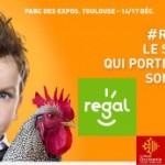 <b>19 exposants haut-garonnais au salon RÉGAL, organisé par la Région</b>