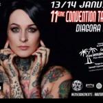 <b>11e édition du Salon du Tatouage en janvier 2018 à Toulouse</b>