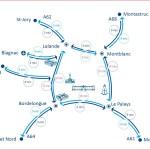 <b>[11h35] Le trafic est toujours perturbé sur le #ToulousePeriph. Restez vigilants. #InfoTraficpic.twi...</b>