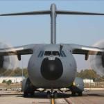 <b>L'Aribus A400M s'ouvre aux visites à Blagnac !</b>
