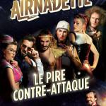 <b>Airnadette de retour en mars 2018 à Toulouse</b>
