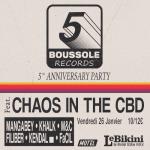 <b>5e anniversaire du label Boussole ce vendredi à Toulouse !</b>