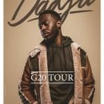 <b>Dadju en concert en mars 2018 à Toulouse</b>