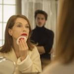 <b>Isabelle Huppert et Gaspard Ulliel à Toulouse pour Eva</b>
