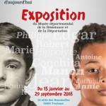 <b>Exposition «Gamins d'hier, Ados d'aujourd'hui» au Musée de la Résistance et de la Déportation de T...</b>
