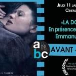 <b>«LA DOULEUR» en AVANT-PREMIERE en présence du réalisateur à l'ABC Cinéma</b>