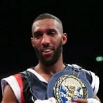 <b>Mohammed Mimoune, boxeur Toulousain, sacré champion du monde des supers-légers IBO</b>