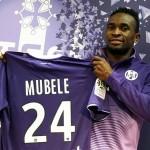 <b>Transfert : Firmin Mubele rejoint le Toulouse FC</b>