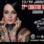 <b>11e édition du Salon du Tatouage ce week-end à Toulouse</b>