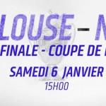 <b>Coupe de France : Le TFC entre en lice face à Nice !</b>