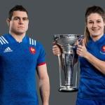 <b>La stadiste Gaëlle Hermet, capitaine du XV de France féminin !</b>